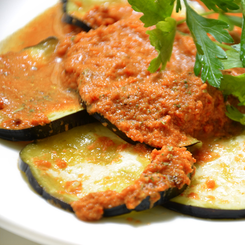 Melanzane al pomodoro: to be? Or, not to be?